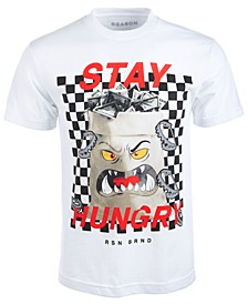 Men's Stay Hungry Graphic T-Shirt