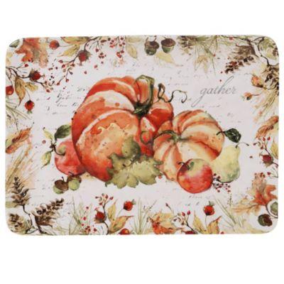 Harvest Splash Rectangular Platter