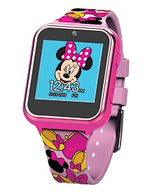Disney Minnie Mouse Kids iTime Smart Watch