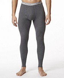 Men's Waffle Knit Thermal Long Johns