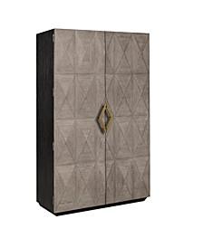 Moseley Diamond Bar Cabinet