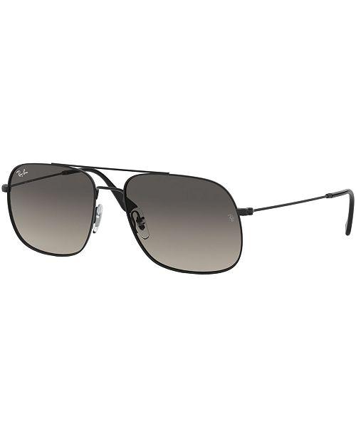 Ray-Ban ANDREA Sunglasses, RB3595 59