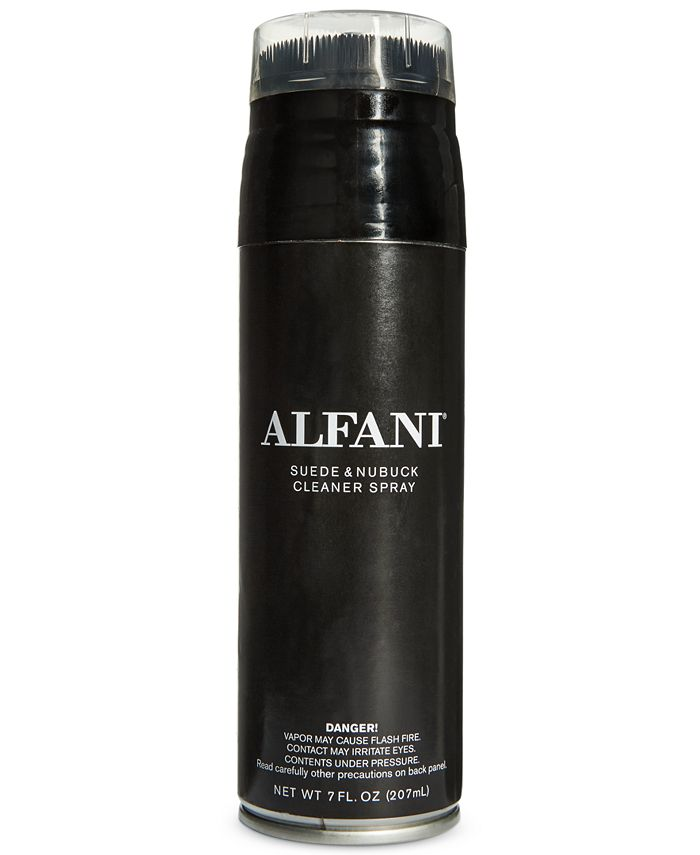 Alfani - Suede & Nubuck Cleaner Spray