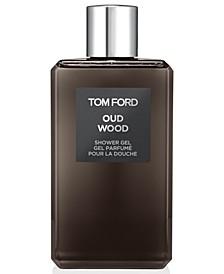 Oud Wood Shower Gel, 8.4-oz.