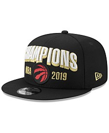 New Era Toronto Raptors Locker Room 2019 Finals Champ 9FIFTY Snapback Cap
