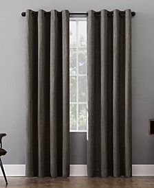 Patina Textured Blackout Curtain Collection