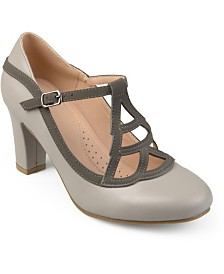 Journee Collection Women's Comfort Nile Pumps