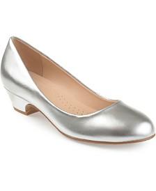Journee Collection Women's Comfort Saar Heels