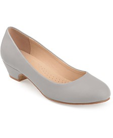 Journee Collection Women's Comfort Saar Heels
