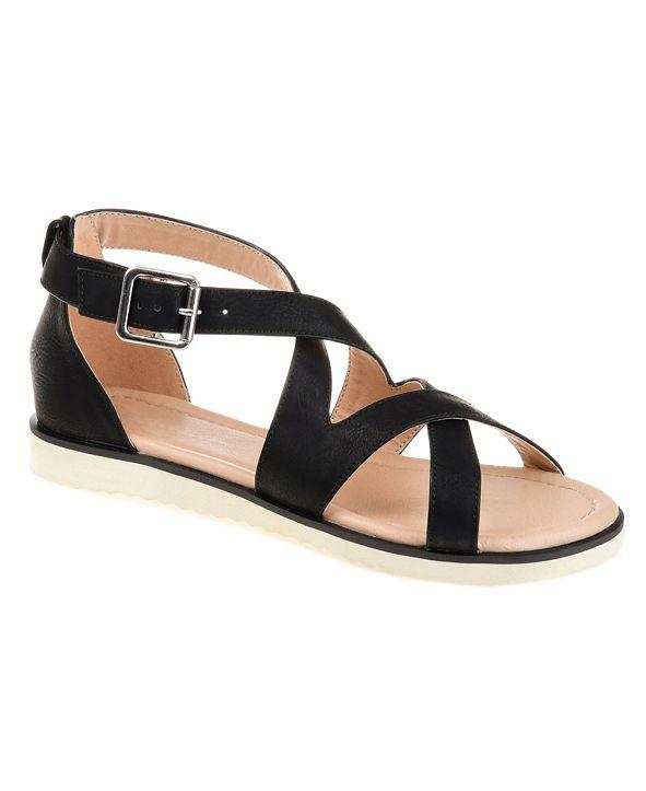 Journee Collection Women's Lowen Sandals