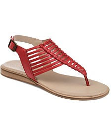 Journee Signature Women's Davis Sandals