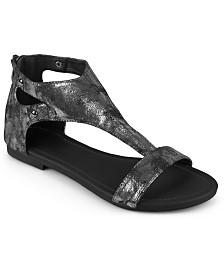 Journee Collection Women's Bevin Sandals