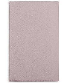 """Hotel Collection Finest Elegance 26"""" x 34"""" Tub Mat, Created for Macy's"""