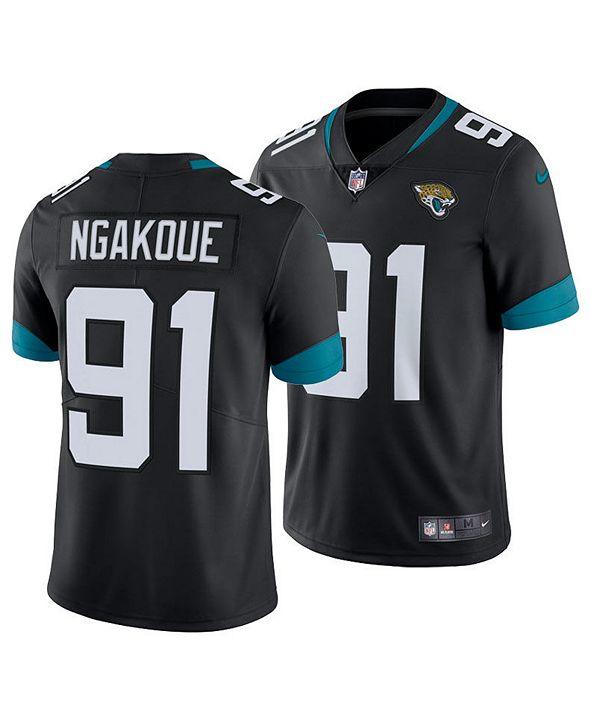 Nike Men's Yannick Ngakoue Jacksonville Jaguars Vapor Untouchable Limited Jersey