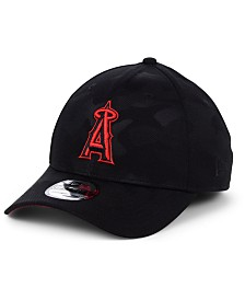 New Era Los Angeles Angels Tonal Camo 39THIRTY Cap