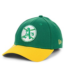 Oakland Athletics Timeline Collection 39THIRTY Stretch Fitted Cap