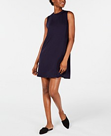 Sleeveless Swing Dress, Regular & Petite