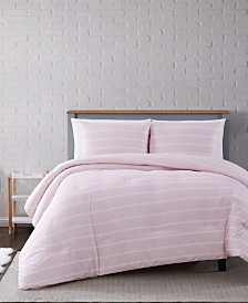 Truly Soft Maddow Stripe Twin XL Comforter Set