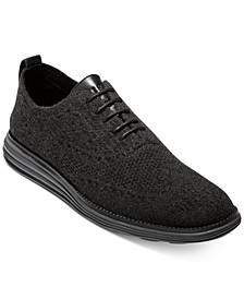 Original Grand Stitchlite Wool Oxfords