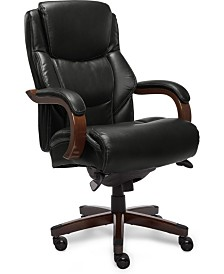 La-Z-Boy Delano Big Tall Executive Office Chair, Quick Ship