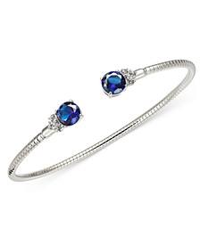 Danori Stone & Crystal Cuff Bracelet, Created for Macy's