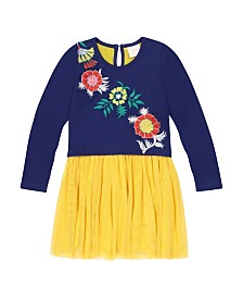 Masala Baby Kids Charming Dress Jasmine