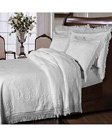 La Rochelle Antique Collection Hyde Park Bedspread, Queen