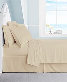 Ultra Soft 1800 Collection Brushed Microfiber Twin XL Sheet Set With 1 Bonus Pillowcase