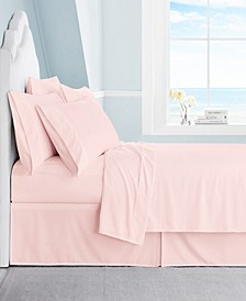 Ultra Soft 1800 Collection Brushed Microfiber King Sheet Set With 2 Bonus Pillowcases