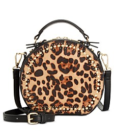 I.N.C. Rilie Circle Top Handle Crossbody, Created for Macy's