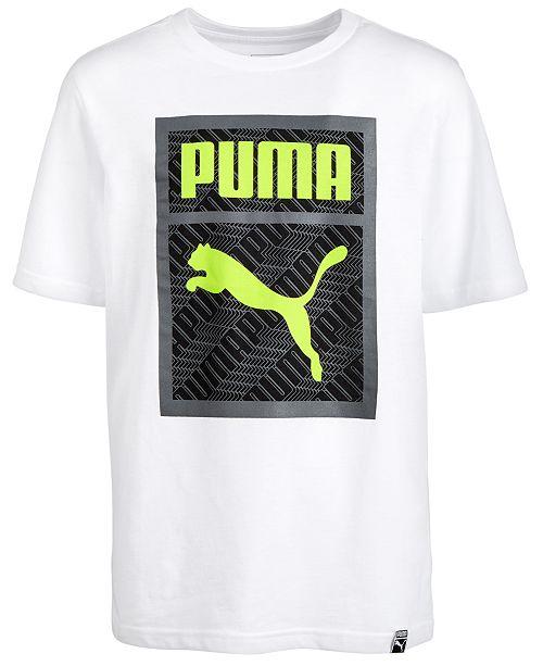 d318a8afc648 Big Boys Logo Graphic T-Shirt