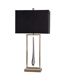 Harp & Finial Callahan Table Lamp