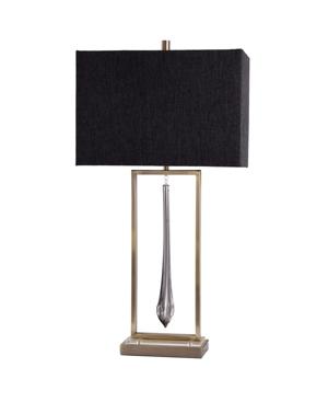 Harp & Finial Callahan Table Lamp