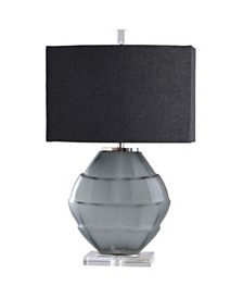 Harp & Finial Astor Table Lamp