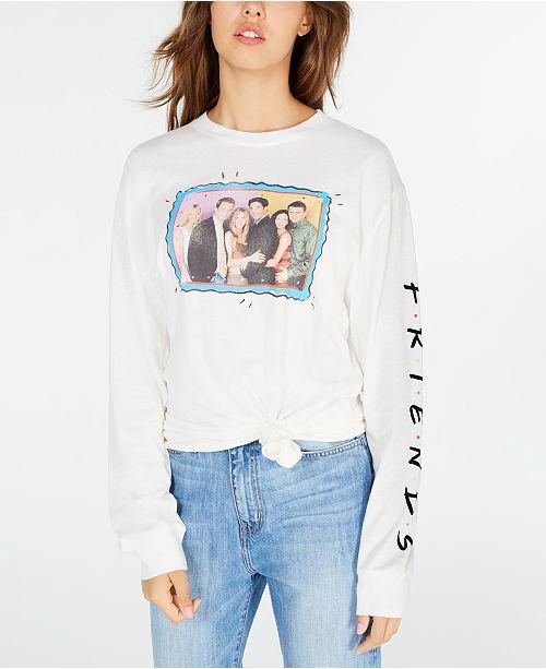 Modern Lux Juniors' Friends Graphic T-Shirt