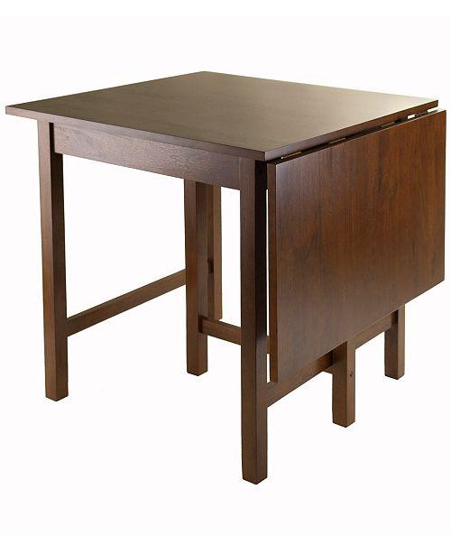 Wood Lynden Drop Leaf Dining Table