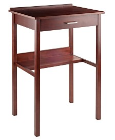 Winsome Wood Ronald High Desk