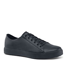 Old School Low-Rider Iv Men's Black-Slip Resistant Casual Shoe