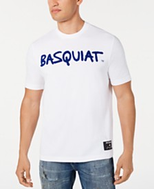Sean John Men's Basquiat Logo T-Shirt