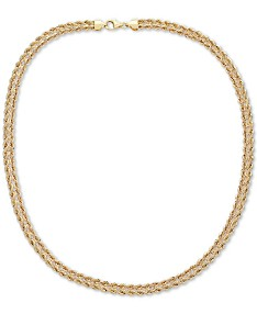 29238fc093249 Italian Gold Necklaces - Macy's