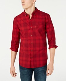 Levi's® Men's Chama Plaid Shirt