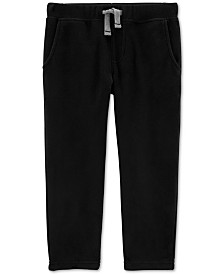 Carter's Toddler Boys Pull-On Fleece Pants