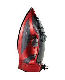 Mpi-59R Nonstick Steam Iron with Retractable Cord