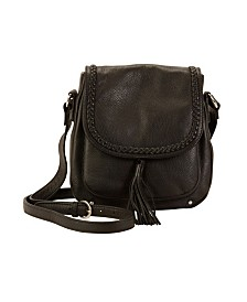 Kalencom Hadaki Crossbody Saddle Bag