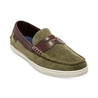 Cole Haan Men's Pinch Weekender Loafers (Dark Olive/Java)