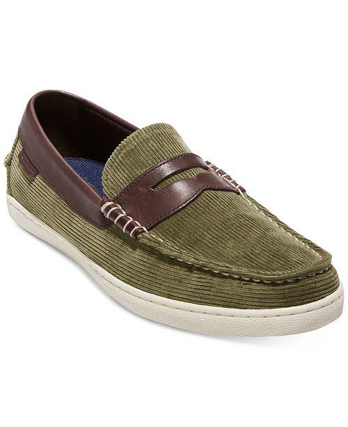 Cole Haan Men's Pinch Weekender Loafers, Macy's Exclusive