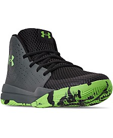 Under Armour Little Boys Jet 2019 Basketball Sneakers from Finish Line