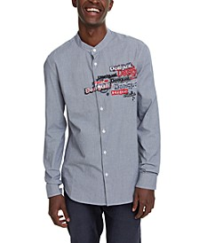 Men's Tirso Graphic Woven Shirt