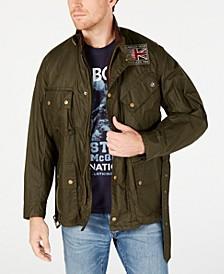 International Steve McQueen  Men's Joshua Wax Jacket, Created For Macy's
