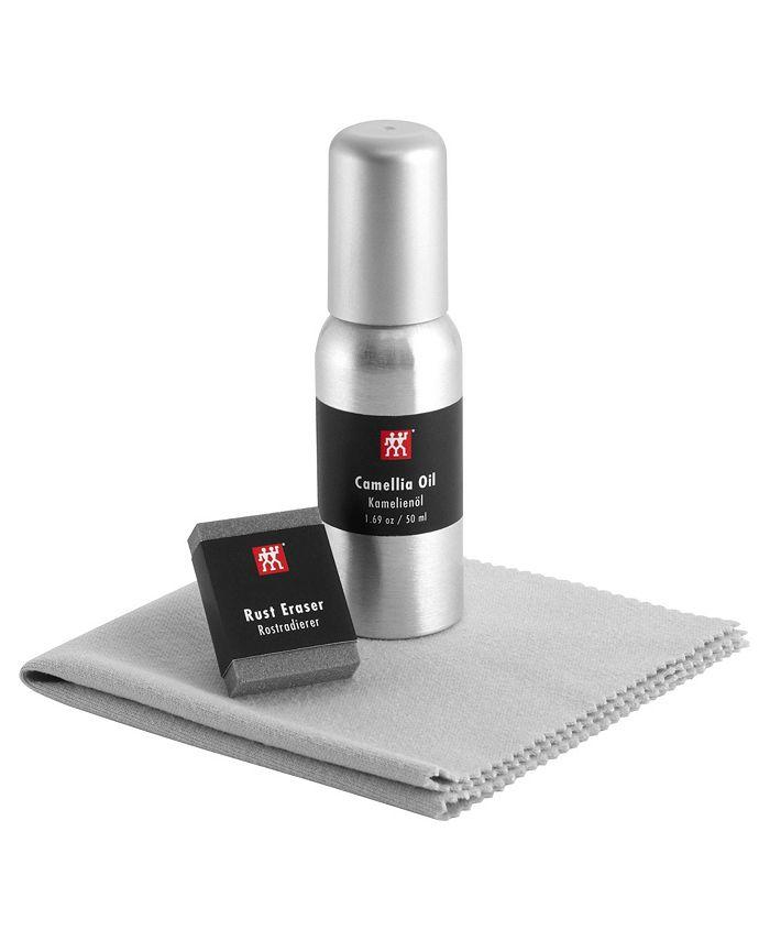 J.A. Henckels - Kramer by Zwilling  Carbon Steel Use & Care Kit
